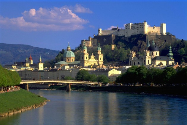Amazing Cities To Visit In Your Lifetime: Salzburg