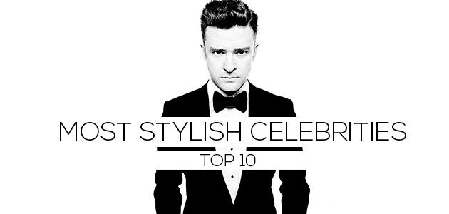 Stylish Male Celebrities 2013 | TOP 10