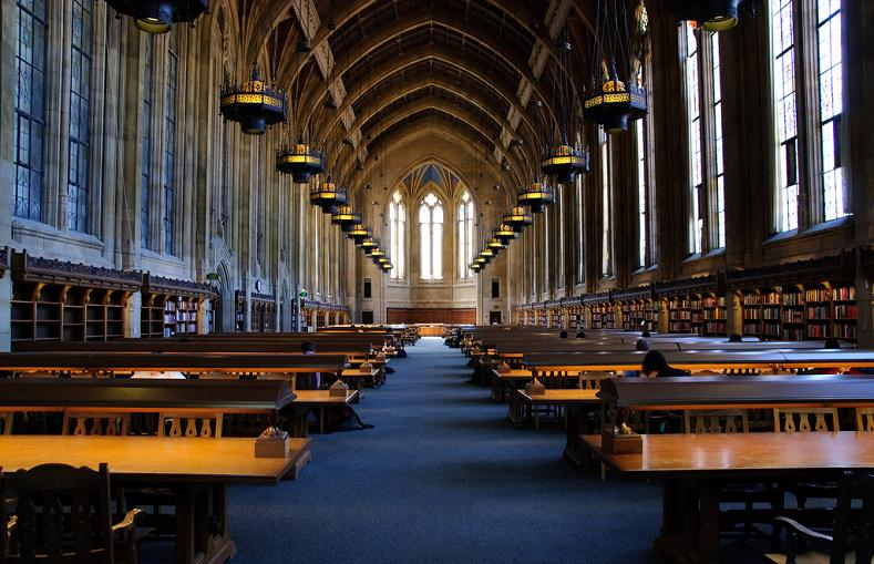 suzzalo-library-university-of-washington Incredible Libraries Around The World