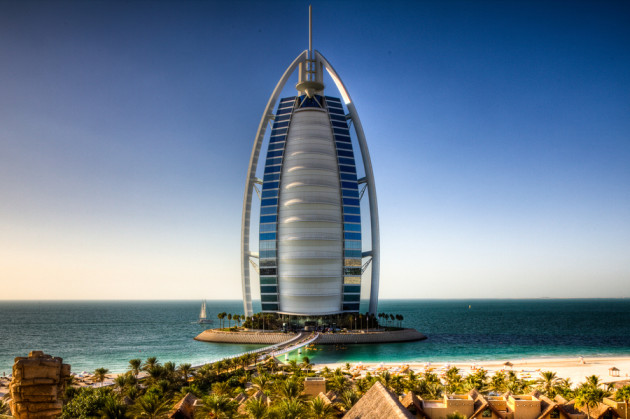 <b>Most Luxurious Hotel in Dubai: Burj Al Arab Hotel</b>