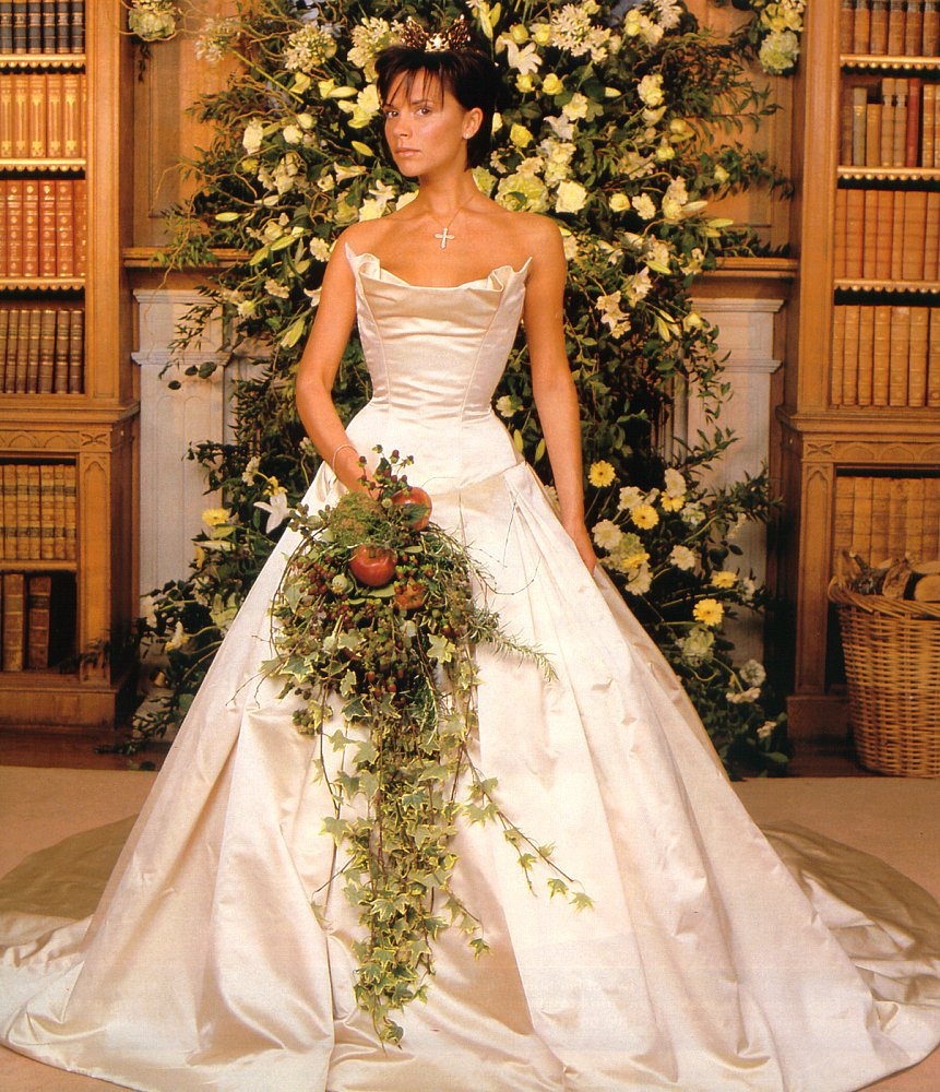 Celebrities most expensive wedding dresses