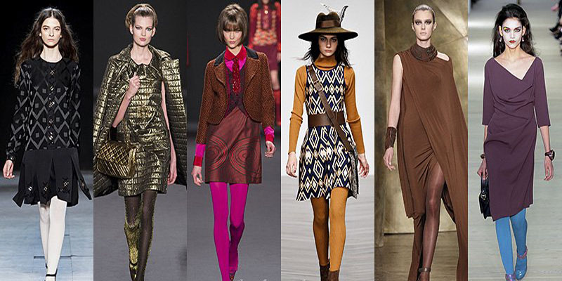 2014 Fall Dresses For Women womens fashion tights trends