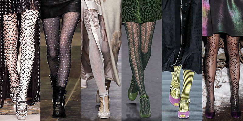 womens-fashion-tights-trends-for-fall-winter-2013-2014-2 Tights Trends 2013-2014 | Women's Fashion