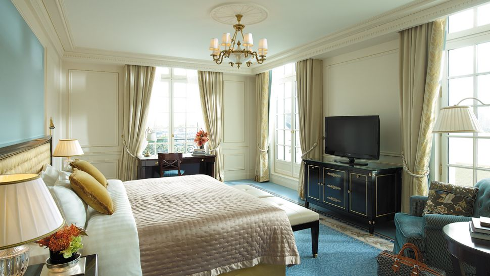 Shangri La Hotel Paris Most Expensive Hotels In