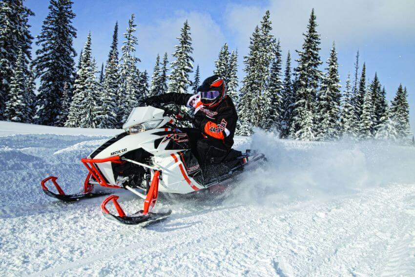 Top 10 Most Expensive Snowmobiles in the World - EALUXE | 2015 Arctic Cat XF 9000 Cross Country Limited
