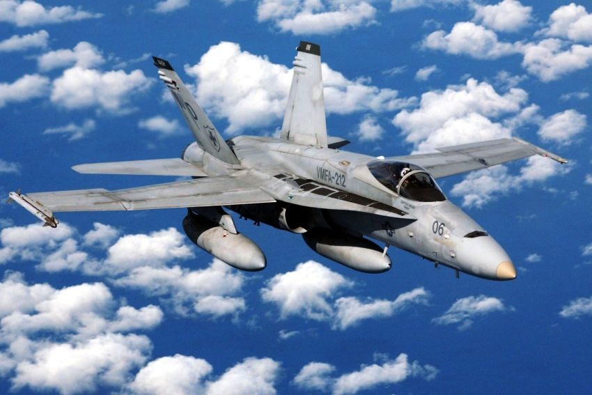 Top 10 Most Expensive Military Planes in the World | F/A-18 Hornet is designed as both a fighter and attack aircraft.
