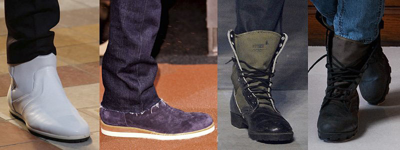 Lanvin, Missoni, Michael Bastian, Gant by Michael Bastian Boots For Fall-Winter 2013-2014 | Men's Fashion