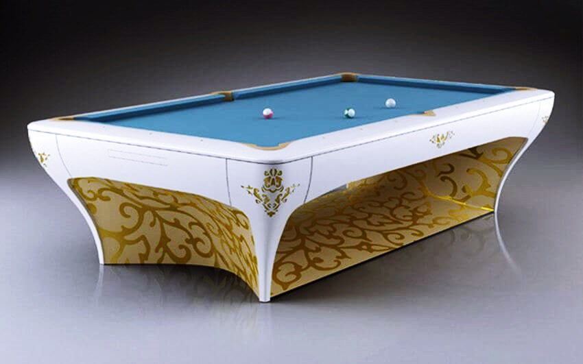 ... Top 10 Most Expensive Pool Tables In The World   EALUXE | The Luxury  Billiard,