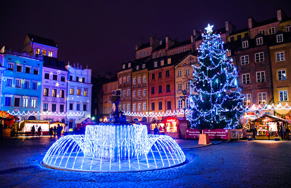 Christmas Attractions around the World