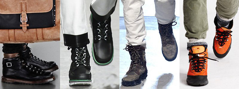 Bally, Christopher Shannon, Michael Bastian, Ralph Lauren Boots For Fall-Winter 2013-2014 | Men's Fashion
