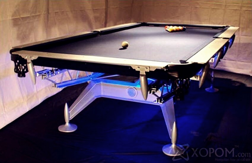 ... Top 10 Most Expensive Pool Tables in the World - EALUXE | Martin Bauer  Tournament Table