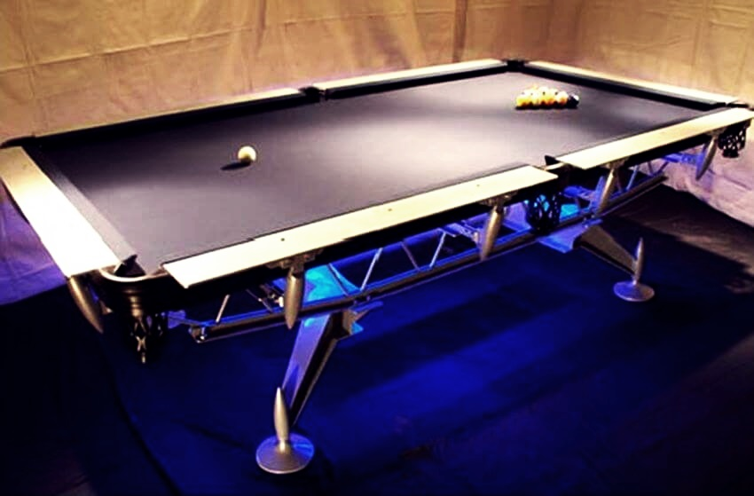 Top 10 Most Expensive Pool Tables In The World   EALUXE | Martin Bauer  Tournament Table