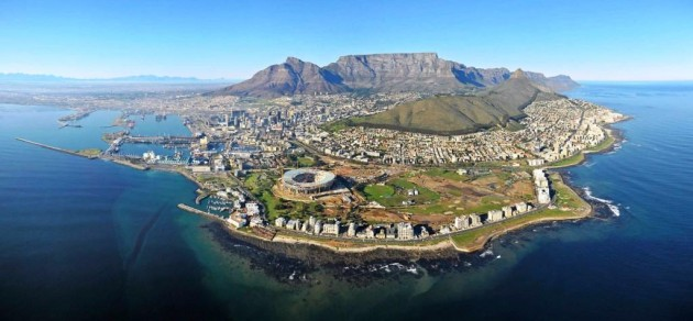 Best Places to Spend Christmas: Cape Town - South Africa