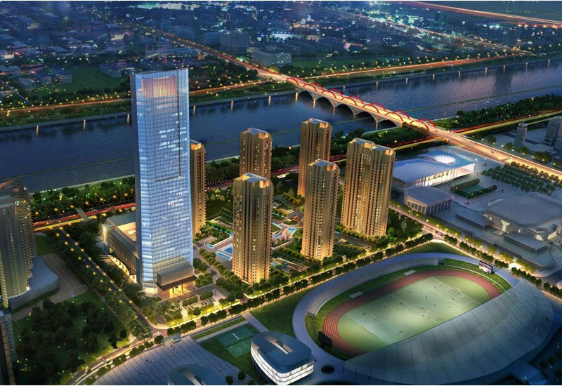 Fairmont_Taiyuan-Rendering-1 Elite Hotels To Open In 2014 | Top 5
