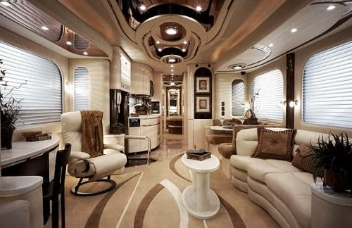 Most Expensive Bus In The World