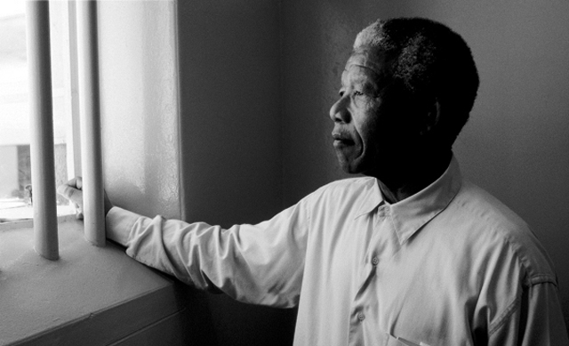 NelsonMandelaPrison Nelson Mandela Is Dead   What You Need To Know