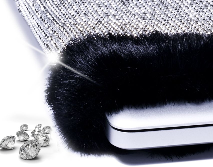 Most Expensive Laptop Sleeve in the World | A tech item every true fashionista should own.