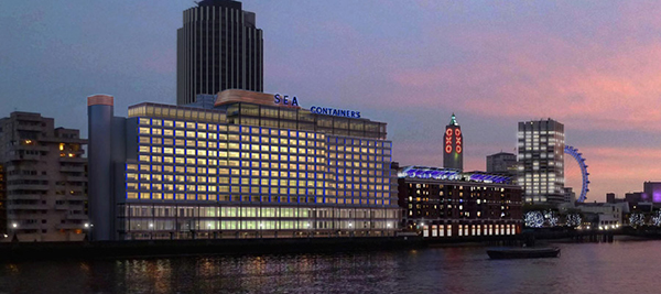 SeaContainers600 Elite Hotels To Open In 2014 | Top 5