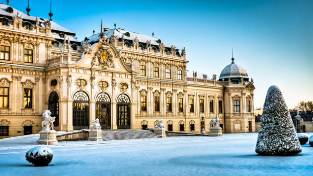 Best Places to Spend Christmas: Vienna - Austria