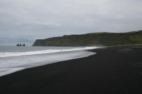 Vik Beach, Iceland Unusual Beaches Around The World