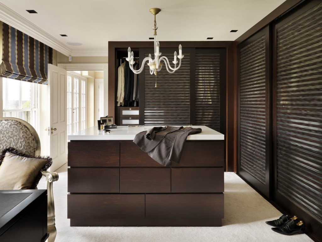 Luxury dressing rooms ideas
