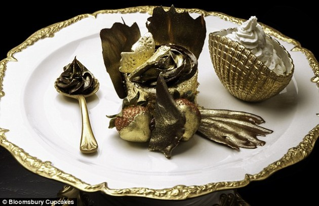 Most Expensive Cupcake in the World