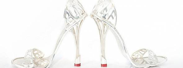 The Most Expensive Platinum Stilettos