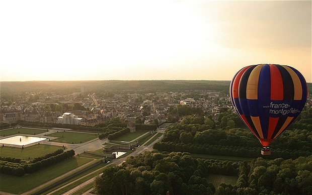 Most Expensive Hot Air Balloon Tours