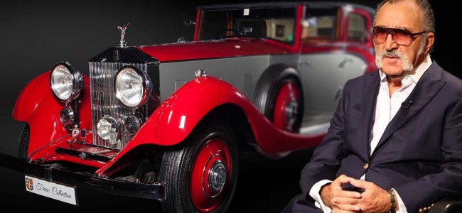 Inside the Car Collection of the World's Richest Retired Athlete: Ion Tiriac