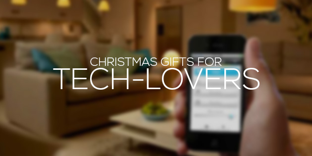 cover christmas gifts for tech lovers