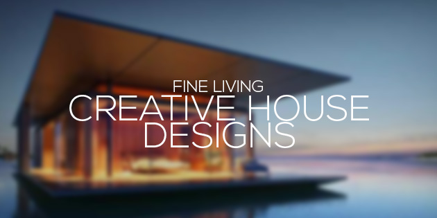cover creative house designs