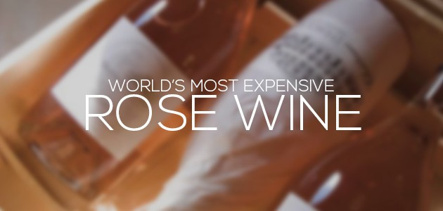 cover rose wine