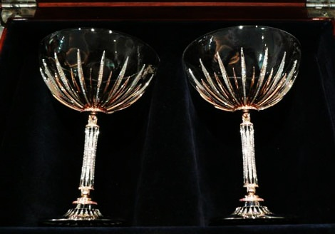 Most Expensive Champagne Glasses
