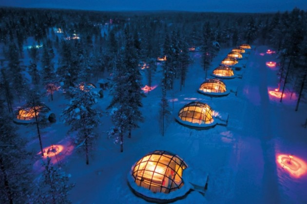 Best Places to Spend Christmas: Lapland - Finland