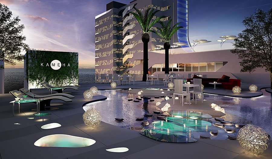 kameha_bay_portals_mallorca Elite Hotels To Open In 2014 | Top 5
