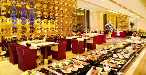 Pangu Seven Star Hotel, Beijing, China 7 Star Hotels in the World