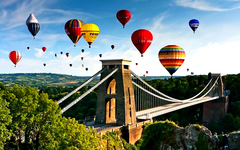 Most Expensive Hot Air Balloon Tours | Top 5