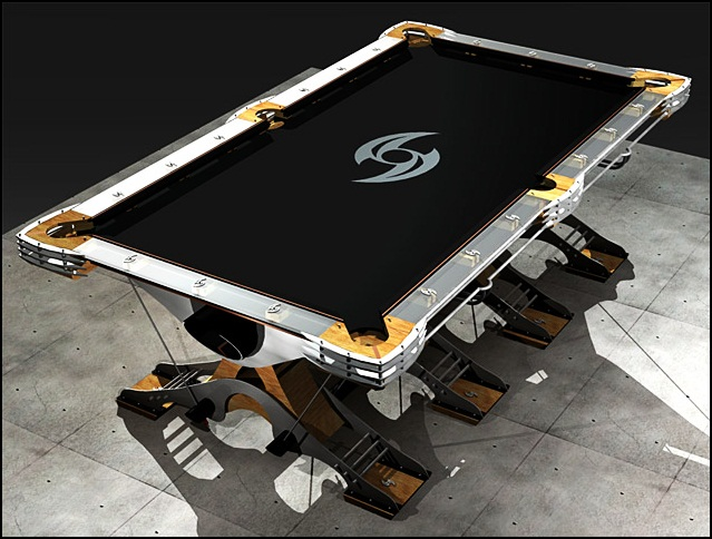 Most Expensive Pool Tables in the World