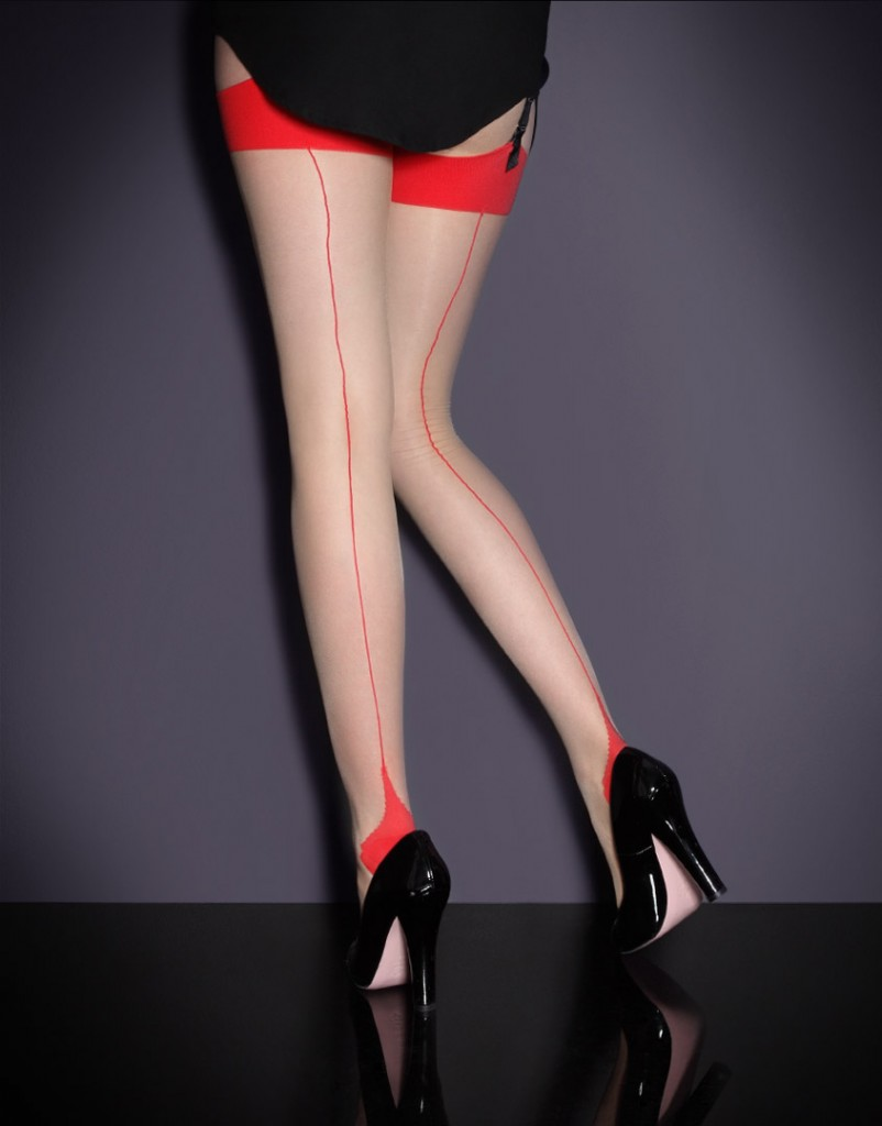 red lingerie new years eve agent provocateur  3 ealuxe