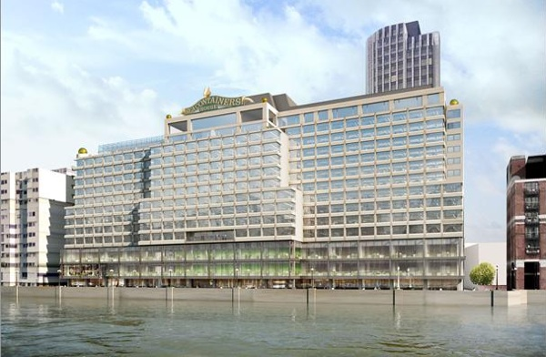 seacontainers_mondrianlondon Elite Hotels To Open In 2014 | Top 5