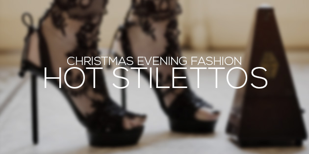 stilettos cover hot christmas