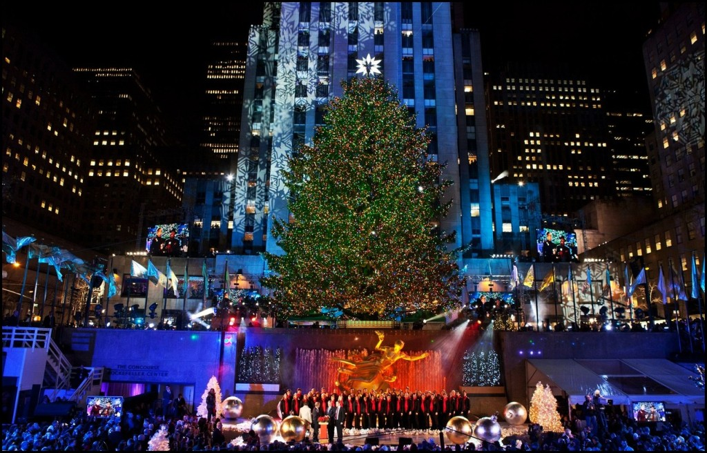 Most Spectacular Christmas Trees in the World