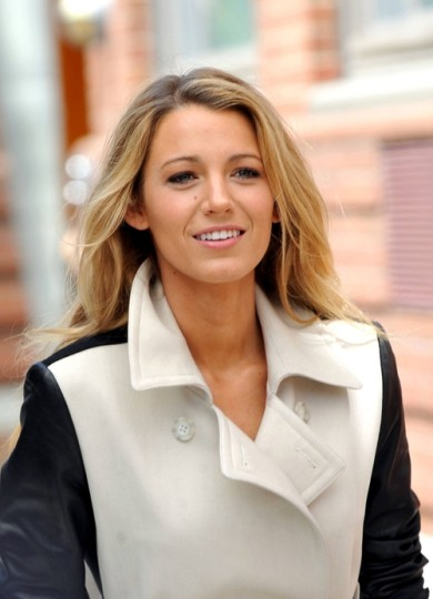 Blake Lively- Fashion Style Icon