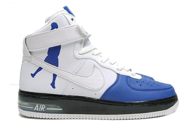 Most Expensive Basketball Shoes in the World: #10. Nike Air Force 1 Four Horsemen - Price: $2500