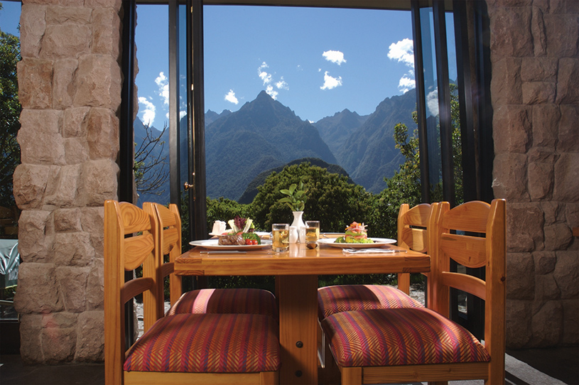 Luxury travel: A trip to Machu Picchu