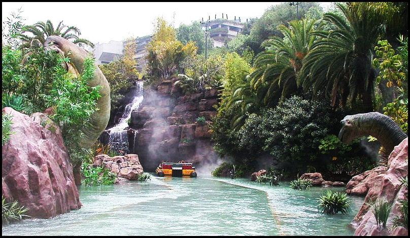 Most Expensive Theme Park Attractions