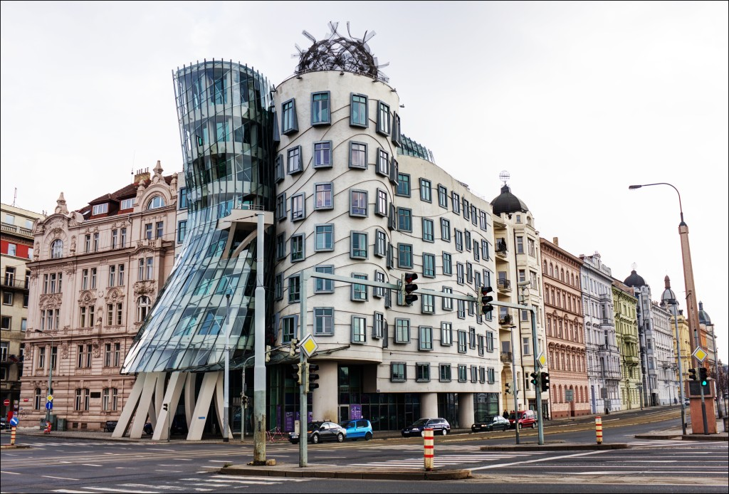 Most Strangest Buildings in the World