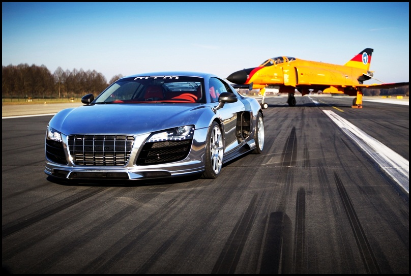 Beau Most Expensive Audi Cars In The World