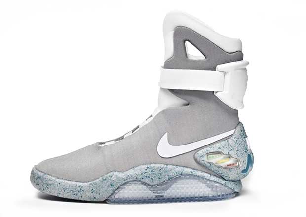 Most Expensive Basketball Shoes in the World: #3. Nike Air Mag - Price