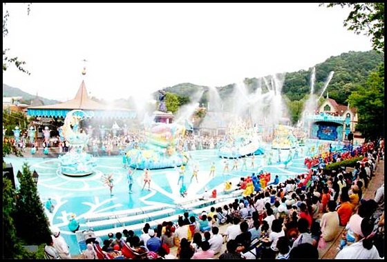 Most Spectacular Amusement Parks